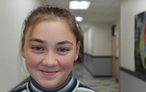 Freshman of Park High: Annika Coleman