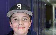 Freshman of Park High: Jakob Cipriani