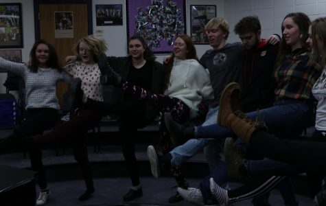 Chamber choir shows love for show tunes