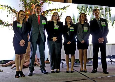 Park High junior is elected President of BPA Montana Association