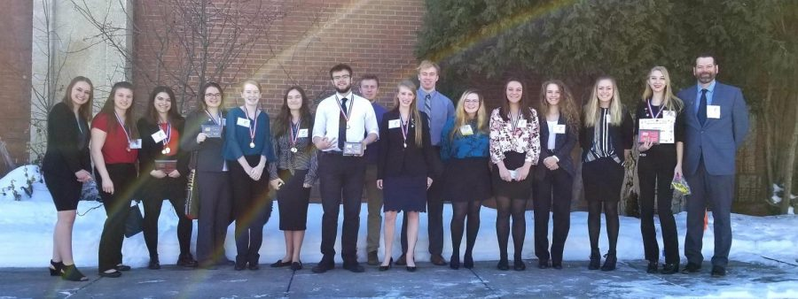 Park High at BPA State