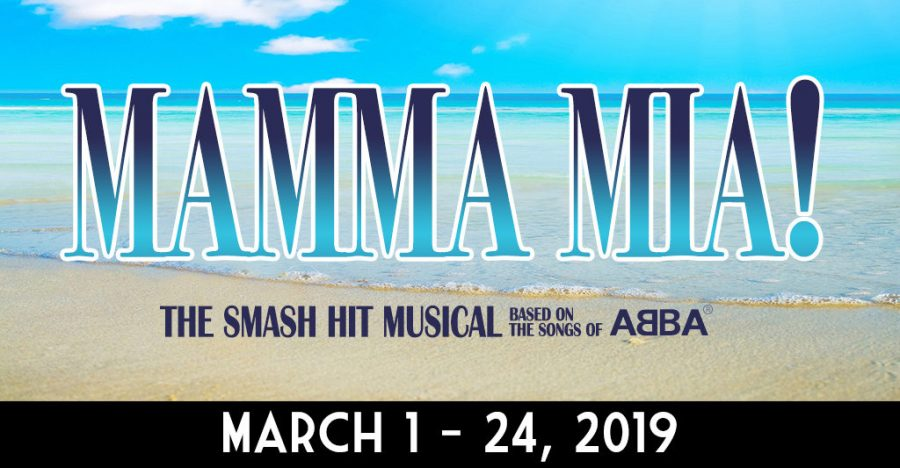 Mamma Mia is the newest production at the Shane Center
