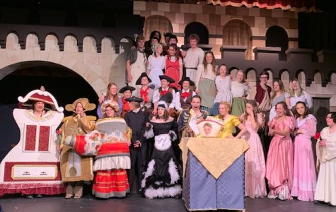 """Beauty and the Beast"" show wraps up successful run"