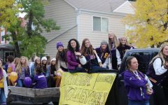 School spirit shines during homecoming week