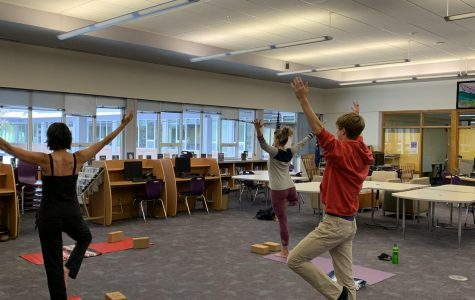 Yoga comes back to Park High School