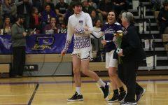 2020 Basketball and Cheerleader Senior Night