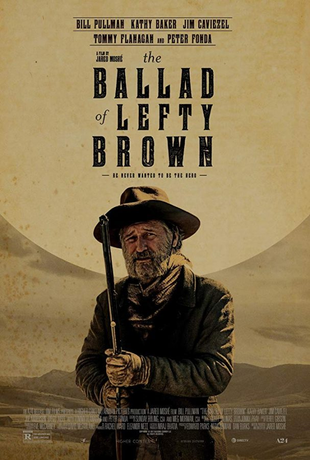 Movie poster for The Ballad of Lefty Brown