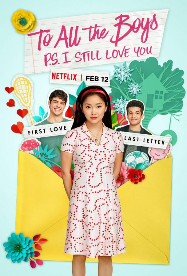 The sequel to The Boys I Loved Before now streaming on Netflix