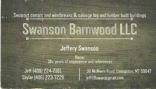 Swanson Barnwood