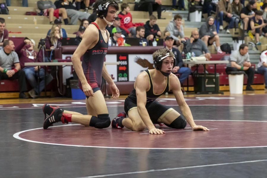 Danyk Jacobsen claims a 3rd place win at Divisionals last weekend in Sydney, MT.