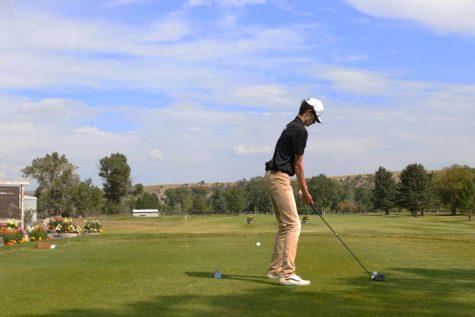 Park High hosts JV golf tournament