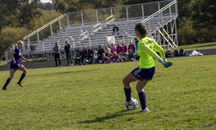 mikayia+kicking+ball+to+jess